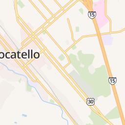 Pocatello Zip Code Map.Find A General Practitioner Near Pocatello Id