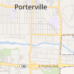 Porterville, CA Location information - Carrolls Tire Warehouse ...
