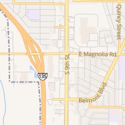 Salina, KS Location information - Pomps Tire on salina ks map online, salina kansas, interactive map of salina ks streets,
