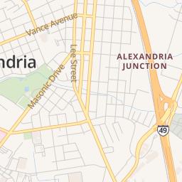 Alexandria La Location Information D J Tire Inc