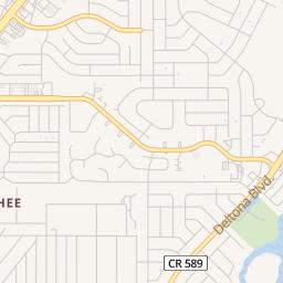 Center Hill Florida Map.Spring Hill Fl Location Information Topline Tire Auto Center