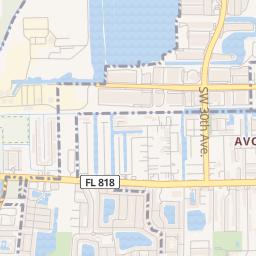 Davie Florida Map.Davie Fl Fl Location Information S O S Mobile Tire Corp