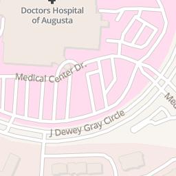 Locations | Dr  Justin V Bundy MD Reviews | Augusta, GA