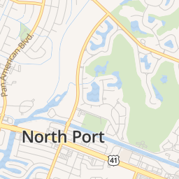 North Port Florida Map.Dr Michele L Gero Md Reviews North Port Fl Vitals Com