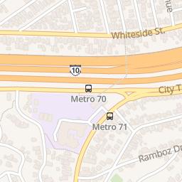 90086 Zip Code Map.Las Flores Apartments Los Angeles Ca Apartments For Rent