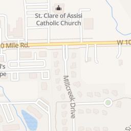 Lakeview Michigan Map.Lakeview Villa 5 Reviews Farmington Hills Mi Apartments For