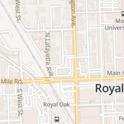 Royal Oak Michigan Zip Code Map.The Fifth Royal Oak Royal Oak Mi Apartments For Rent
