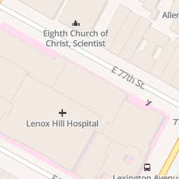North Shore Lij Lenox Hill Hospital   100 E 77th St, New