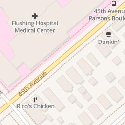 Flushing Hospital Medical Center | 4500 Parsons Blvd